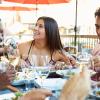 Restaurantbesuch abnehmen