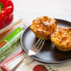 Protein Pizza Muffins