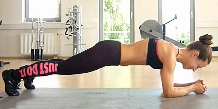 25 Plank Variatione