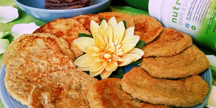 Protein Pancakes vegan