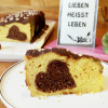 LowCarb Herzkuchen vegan