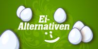 vegane Alternative Eier