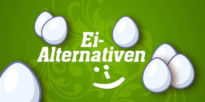 vegane Alternative Eier