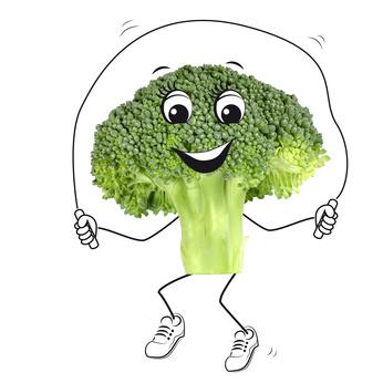 Mehr Gemüse statt Obst