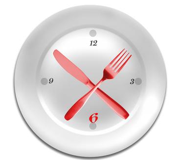 Regelmäßig essen gegen Heißhunger