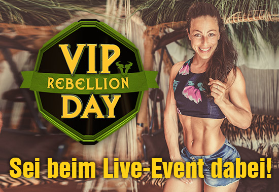 Live Event VIP Rebellion Day